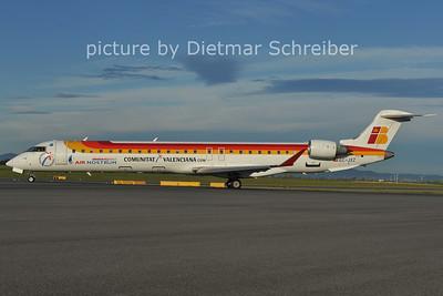 2011-09-07 EC-JXZ Regionaljet 900 Air Nostrum