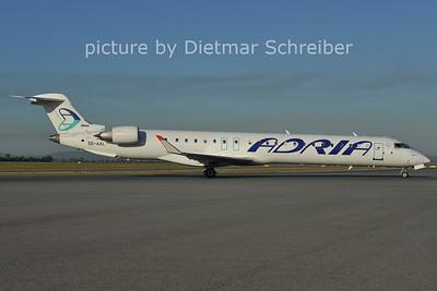 2011-10-03 S5-AAL Regionaljet 900 Adria AIrways