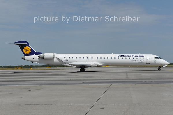 2021-08-23 D-ACKA Canadair Regionaljet 900 Lufthansa Cityline