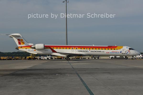 2011-06-06 EC-JTU Regionaljet 900 AIr Nostrum