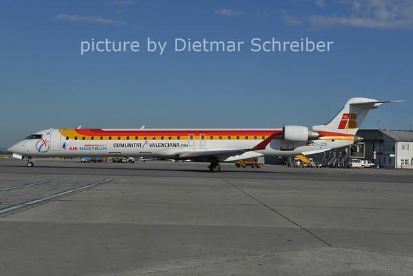 2011-07-01 EC-JZS Regionaljet 900 AIr Nostrum