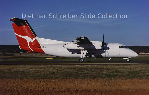 2001-03 VH-TQR Bombardier Dash 8-102 (c/n 208) Eastern Australia