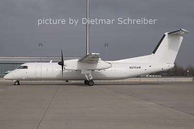 2011-03-01 N570AW Dash8-300