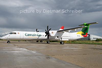 2021-08-27 OE-LGL Dash8-400 Camair