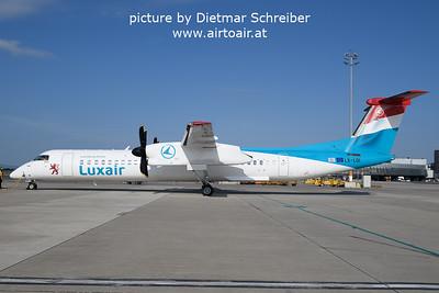2021-09-23 LX-LQI DAsh8-400 Luxair