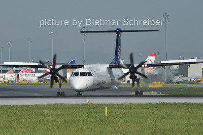 2012-05-01 D-ADHA Dash8-400 Augsburg Airways