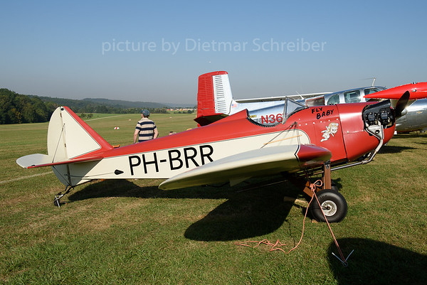 2016-09-10 PH-BRR Bowers Fly Baby