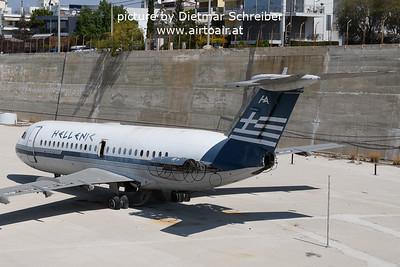 2021-09-04 N1130J BAC 1-11 Hellenic Air