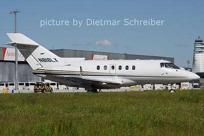 2021-05-16 N818LX Hawker