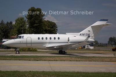 2006-07-29 N36726 Hawker 800XP