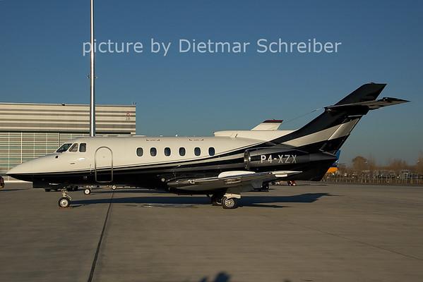 2006-12-08 P4-XZX BAe125