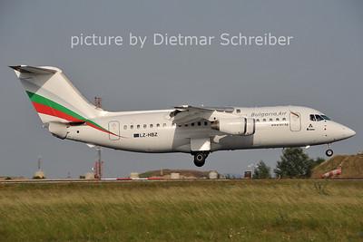 2011-09-04 LZ-HBZ Bae146 Bulgaria Air