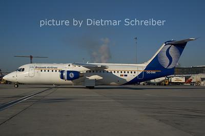 2006-12-11 OO-DWI Bae146 SN Brussels AIrlines