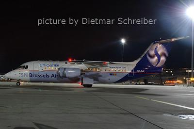 2006-02-17 OO-DJL BAe146 Brussels Airlines