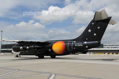 2012-06-11 G-ZAPN Bae146 Titan AIrways