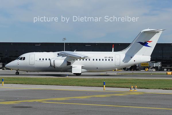 2012-09-26 OY-RCD Bae146 ATlantic Airways