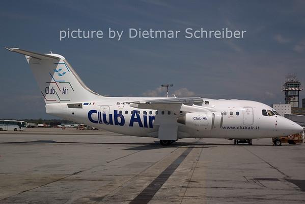 2006-07-29 EI-CPK Avro70 Club Air