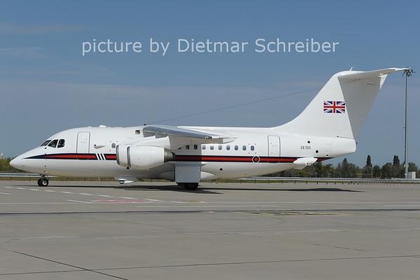 2012-08-24 ZE701 BAe146 Royal Air Force