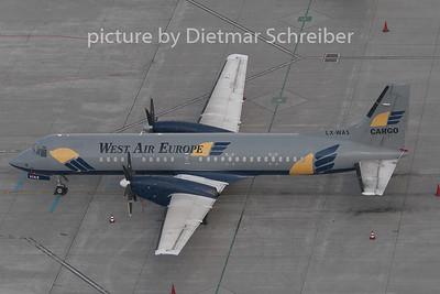 2008-06-29 LX-WAS BAe ATP West Air Urope