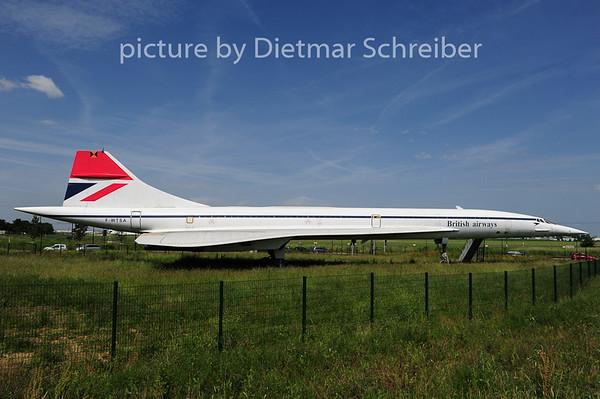 2014-06-07 F-WTSA Concorde British Airways