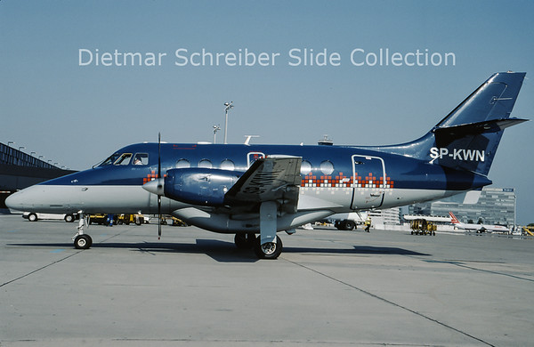 2009-09 SP-KWN Bae jetstream 31 Jetair