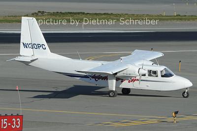 2012-05-18 N130PC BN2 Islander Rediske Air