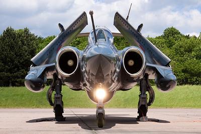Bruntingthorpe Cold War Jets 2010