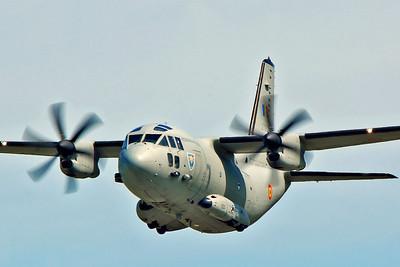"""Alenia C-27J Spartan """"2707"""""""