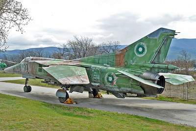 """MiG-23BN Flogger-H """"50 White"""""""