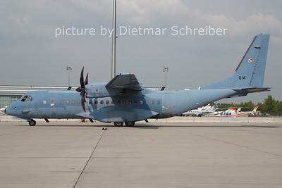 2011-04-29 014 CASA 295 Polish AIr Force