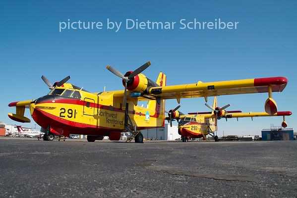 2009-05-31 C-GBPD CL215 Buffalo Airways
