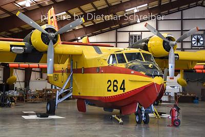 2015-02-06 N264V Canadair CL215