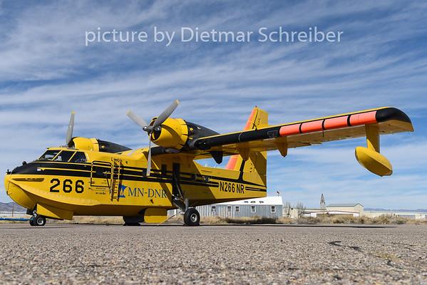 2015-02-06 N266NR Canadair CL215