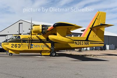 2015-02-06 N263NR Canadair CL215