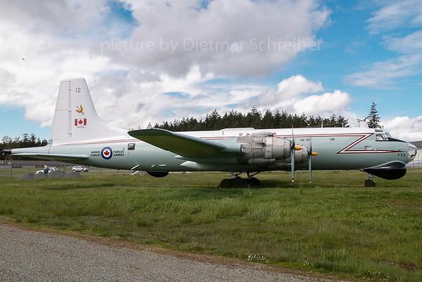 2007-05-02 10712 CP107 Argus Canadian Air Force