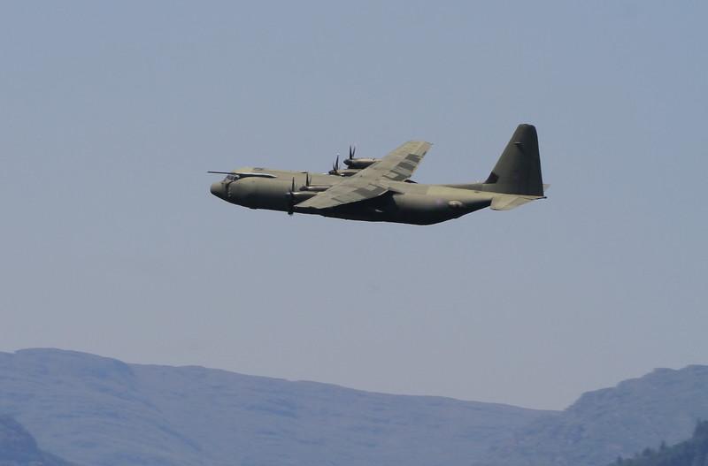 ZH878 RAF C-130J