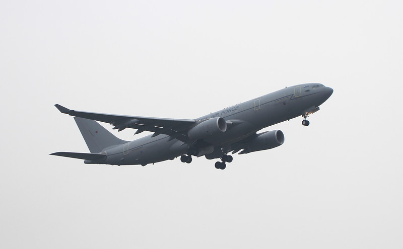 ZZ337 RAF  Voyager KC2