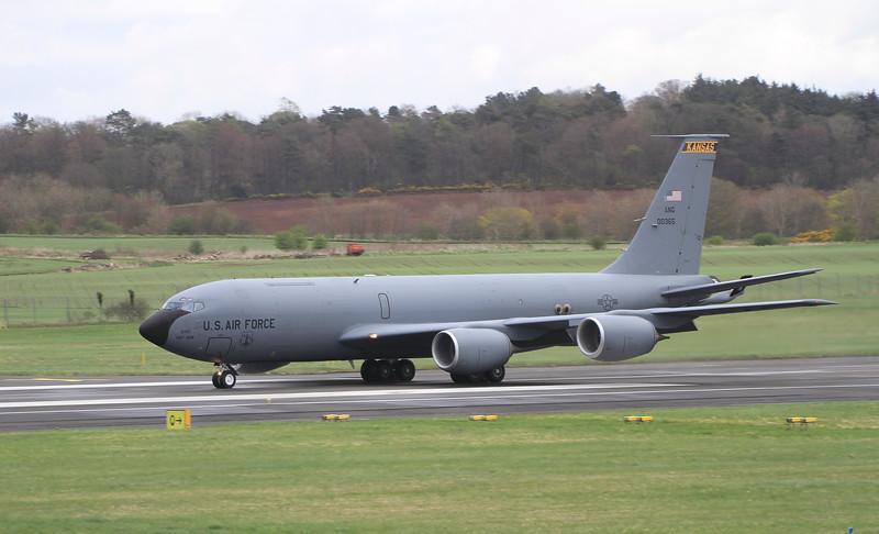 60-0365 USAF KC-135
