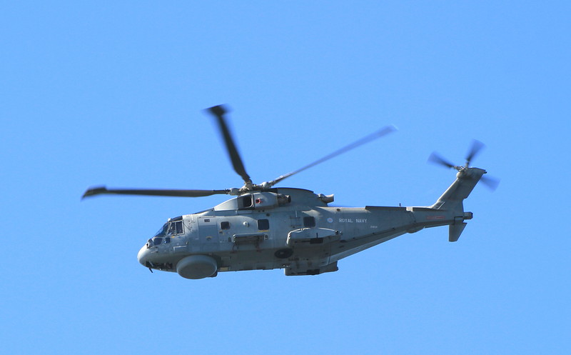 ZH839 Royal Navy EH101 Merlin
