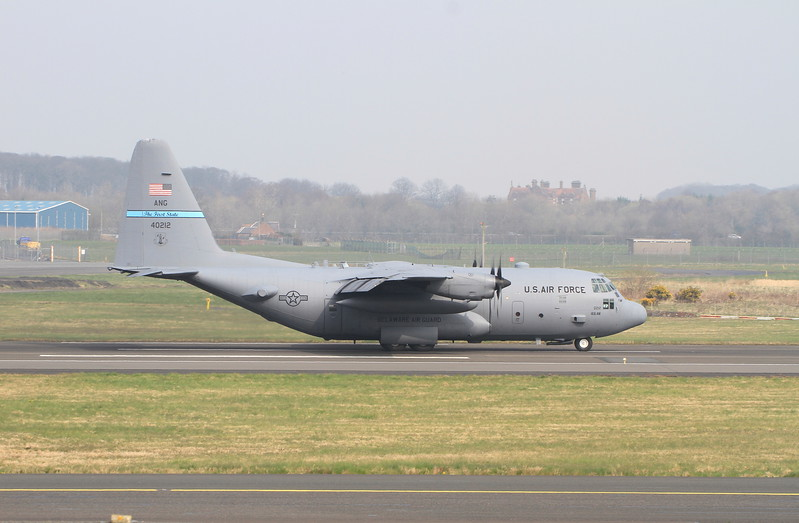 84-0212 USAF C-130H