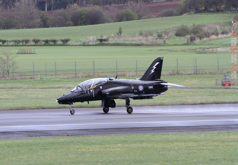 XX157 Royal Navy Hawk T1