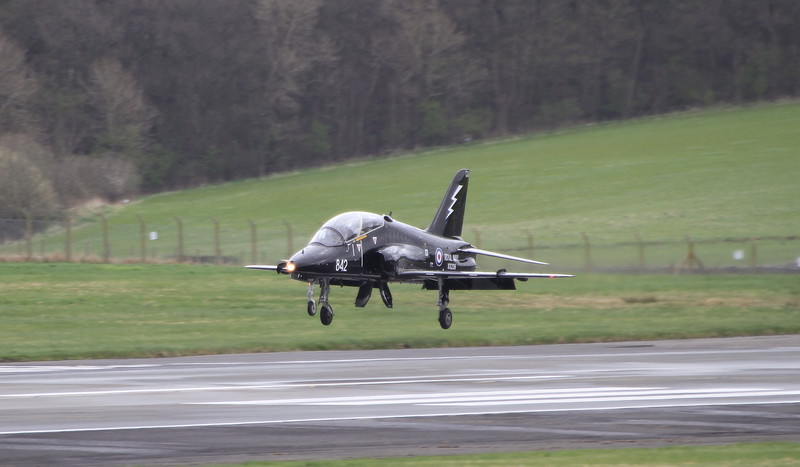 XX239 Royal Navy Hawk T1