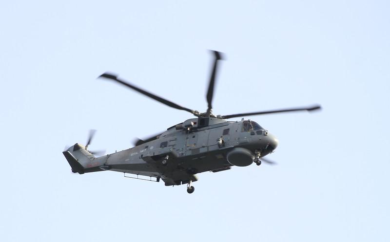 ZH853 Royal Navy EH101 Merlin