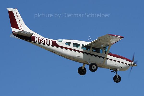 2013-06-05 N73100 Cessna 207 Alaska Air Taxi