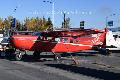 2018-09-30 N7318U Cessna 207 Yute Air