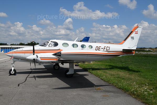 2020-08-16 OE-FCI Cessna 340