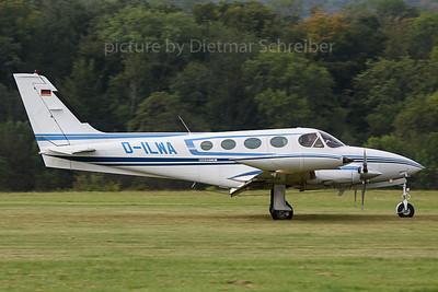 2019-09-14 D-ILWA Cessna 340