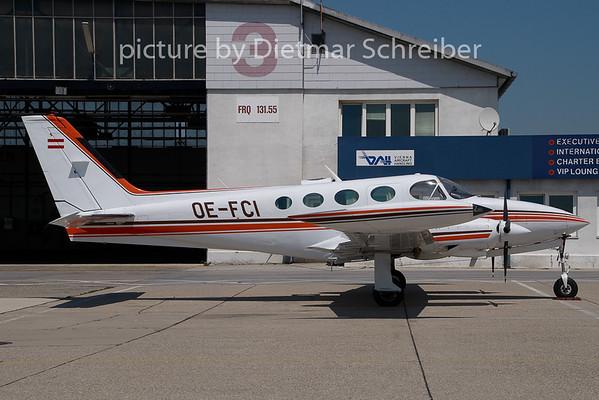 2008-07-11 OE-FCI Cessna 340
