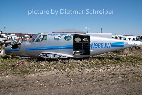 2009-05-27 N968JW Cessna 401