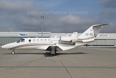 2019-10-18 OE-FLA Cessna 525